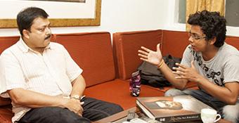 Kazi Anirban Interview
